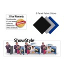 ShowStyle Briefcase Table Top Display Kit 2