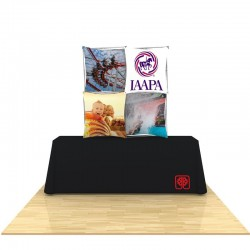 5ft 3D SNAP Pop-Up Display Kit 2
