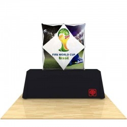 5ft 3D SNAP Pop-Up Display Kit 3