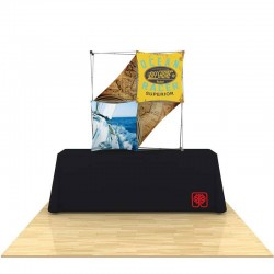 5ft 3D SNAP Pop-Up Display Layout 4