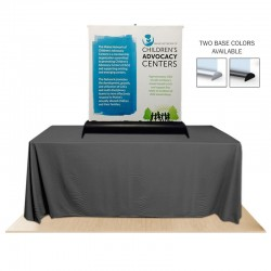 "Mercury 36"" Retracting Banner Stand"