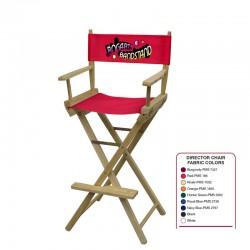 Bar Height Directors Chair