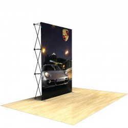 5ft Star Tension Fabric Display