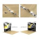 10ft Timberline Lightbox Straight Display