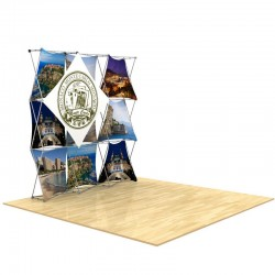 8ft 3D SNAP Pop-Up Display Kit 3