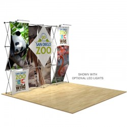 10ft 3D SNAP Pop-Up Display Kit 2