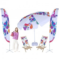 Beachy Outdoor Event Kit
