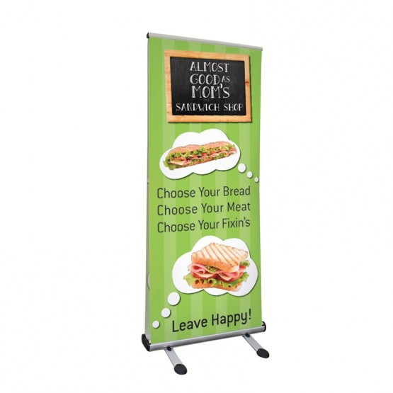 Four Season Trek Lite Banner Stand