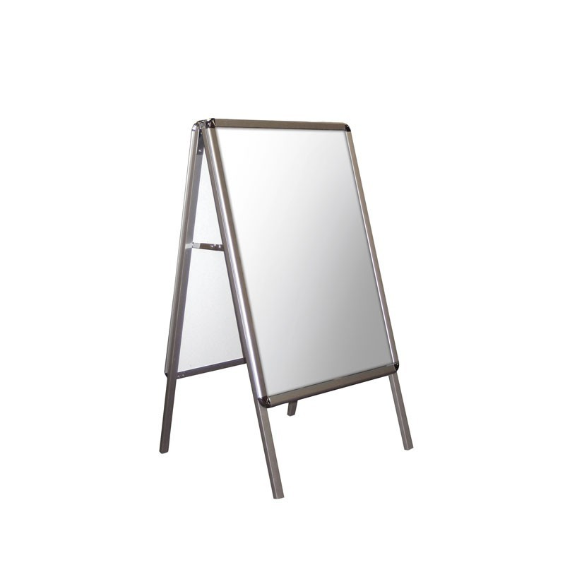 Metal A Frame Outdoor Display Kit W Signs By Affordable