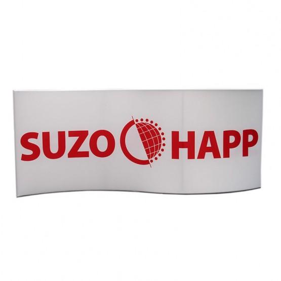 Wave Hanging Banner Sign