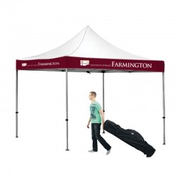 10x10 Outdoor Valance Imprint Tent Kit
