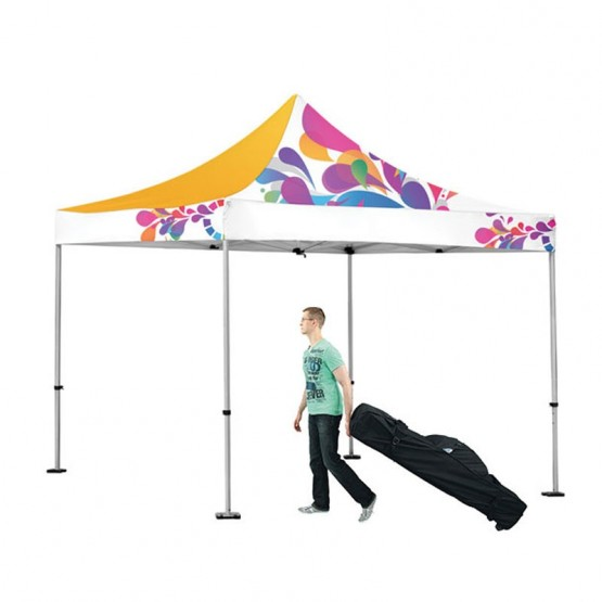 10x10 Outdoor Full Color Imprint Tent Kit