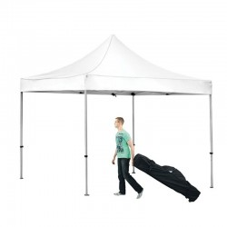 10x10 Outdoor White Tent Kit - No Imprint