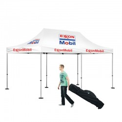 10x20 Outdoor Area Imprint Tent Kit