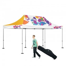 10x20 Outdoor Full Color Imprint Tent Kit