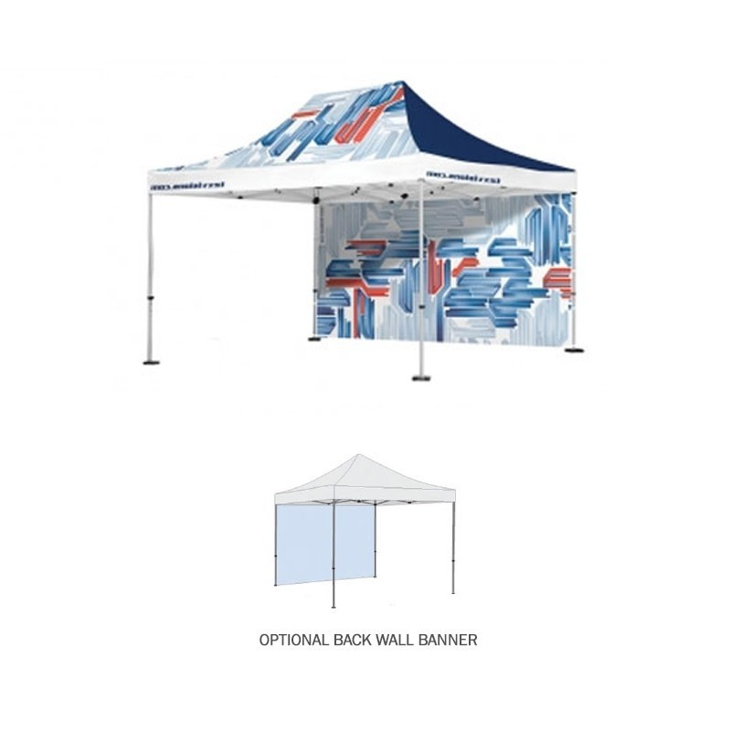 10x20 Outdoor Area Imprint Tent Kit  sc 1 st  Affordable Exhibit Display & Outdoor Area Imprint Tent Kit