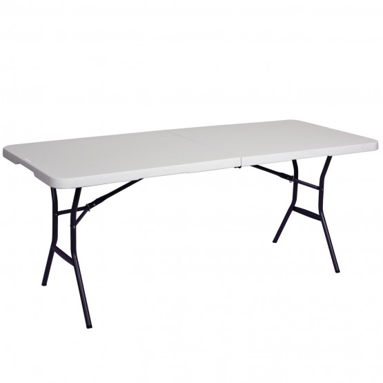 SHOWGOER PORTABLE FOLDING DISPLAY TABLE