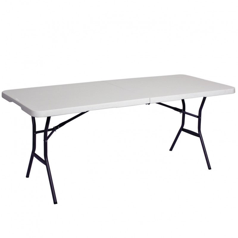 Portable Exhibition Table : Showgoer folding trade show display table from affordable