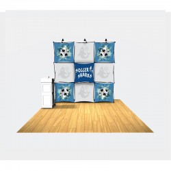 Xpressions Select Tension Fabric Display