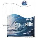 10ft KLIK Magnetic Display System Kit 3
