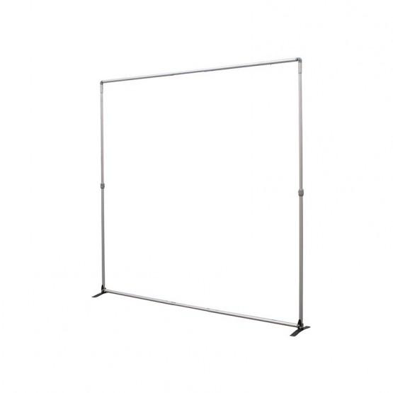 8ft Bravo Adjustable Banner Stand