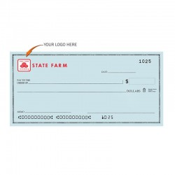 big promotional checks - affordable exhibit display, Powerpoint templates