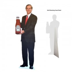 "24"" x 84"" Custom Lifesize Cutout"