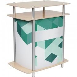 Medium Rectangle Twist Counter