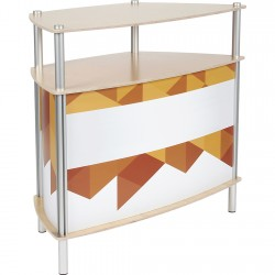 Trapezoid Twist Counter