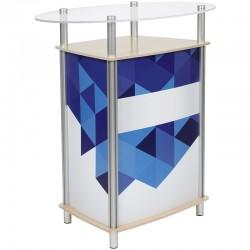 Trapezoid-Ellipse Twist Counter