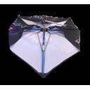 "ShowFlex 48""x48"" Tension Fabric Display"