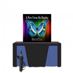 "ShowFlex 48""x48"" Tension Fabric Display"