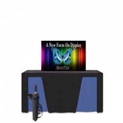 "ShowFlex 45""x30"" Tension Fabric Display"