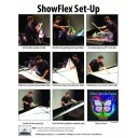 "ShowFlex 38""x38"" Tension Fabric Display"