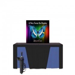 "ShowFlex 38""x38"" Tension Fabric Display"
