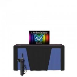 "ShowFlex 31""x21"" Tension Fabric Display"