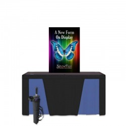 "ShowFlex 30""x45"" Tension Fabric Display"
