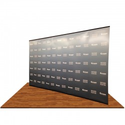 Banner-Mate 5-Panel Straight Banner System