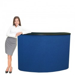 Modulum Curved Portable Counter