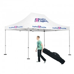10x15 Outdoor Area Imprint Tent Kit