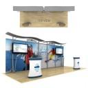20ft Timberline Straight Display Kit 4