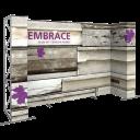 Embrace™ U-Shape 14ft Push-Fit Display