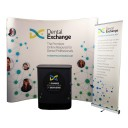 8ft 1UP Trade Show Kit