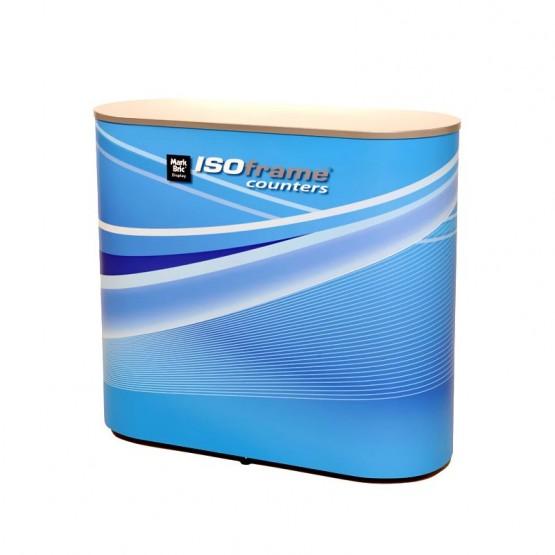 ISOframe Rectangular Podium