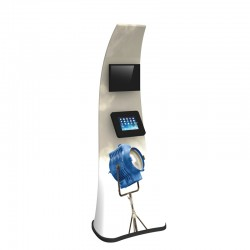 Formulate TV/iPad Kiosk Kit 1