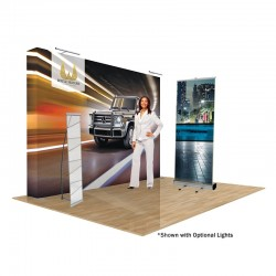 10ft Star Trade Show Kit