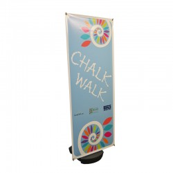 Element Pro2 Outdoor Banner Stand