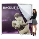Embrace™ 12.5ft Backlit Display