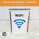 WAVELINE GRAPHIC COUNTER