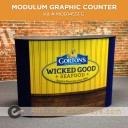 Modulum Curved Portable Counter Kit 2